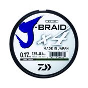 TRESSE JBRAID 4B VERTE 135M