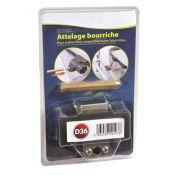 ATTELAGE BOURRICHE D36 + PILOTE