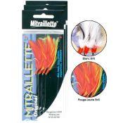 MITRAILLETTE ORIGINAL BLANC BRILL X3