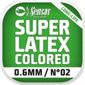 ELASTIQUE PLEIN SUPER LATEX 6M