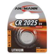 PILE LITHIUM CR2025 - 3V
