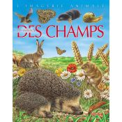LIVRE ENFANT ANIMAUX DES CHAMPS