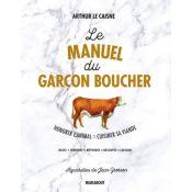 LIVRE LE MANUEL DU GARCON BOUCHER