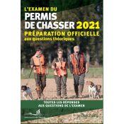 LIVRE LE PERMIS DE CHASSER 2021