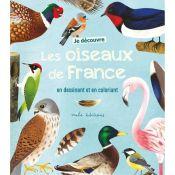 COLORIAGE LES OISEAUX DE FRANCE