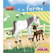 LIVRE POP-UP A LA FERME
