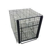 CAGE PIGEON/PIE COMPACTE 30X30X30