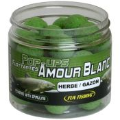 POP UP AMOUR BLANC 18MM 50G
