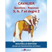 LIVRE Q/R CAVALIER 5 A 7 DEGRE 2