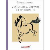 LIVRE Z.SHIATSU CHEVAUX SPIRITUAL