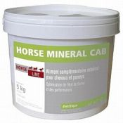 HORSE MINERAL CAB 5KG