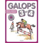 LIVRE GALOPS 3 ET 4