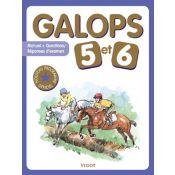 LIVRE GALOPS 5 ET 6