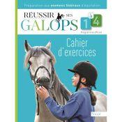 LIVRE REUSSIR SES GALOPS 1 A 4