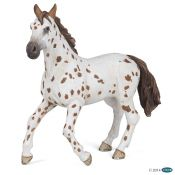 FIGURINE JUMENT APPALOOSA BRUNE
