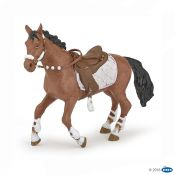 FIGURINE CHEVAL FASHION HIVER