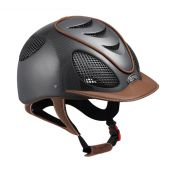 CASQUE SPEEDAIR CARBONE 2X CUIR CHA