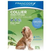 COLLIER INSECTIFUGE CHIEN 10-20KG