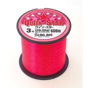 NYLON QUEEN STAR ROUGE 600M