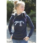 SWEAT CAPUCHE ENFANT DOUBLE ZIP MAR