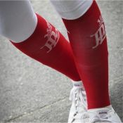 CHAUSSETTES PENELOPE ROUGE