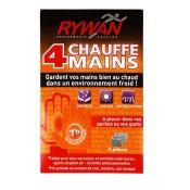 CHAUFFES MAINS X4