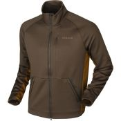VESTE BORR HYBRID BROWN RUSTIQUE