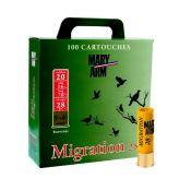 CARTOUCHES MIGRATION 20/28G X100