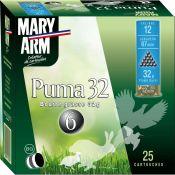 CARTOUCHES PUMA 32 12/32G