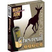 CARTOUCHES CHEVREUIL 12/38G N1+2