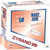 CARTOUCHES CYRANO SPORT 12/28G N7.5