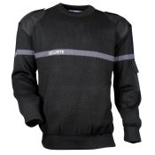 PULL SECURITE ALPES NOIR