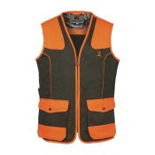 GILET TRADITION ENFANT KAKI BLAZE