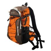 SAC A DOS CAMO ORANGE FIRE LUXE 40L