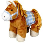 PELUCHE PONEY SAM