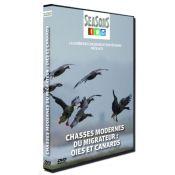 DVD CHASSE MIGRATEUR OIE & CANARD