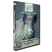 DVD GRANDES CHASSES EN BIELORUSSIE