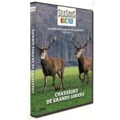 DVD CHASSEURS DE GRANDS GIBIERS