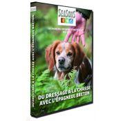 DVD DU DRESSAGE A LA CHASSE AV EPAGNEUL