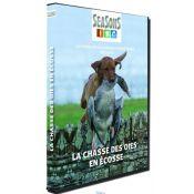 DVD CHASSE DES OIES EN ECOSSE