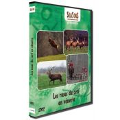 DVD RUSES DU CERF EN VENERIE
