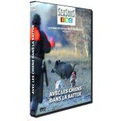 DVD AVEC LES CHIENS DANS LA BATTUE