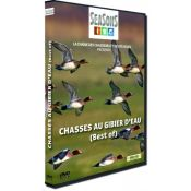 PACK DVD GIBIER D'EAU & MIGRATEUR