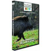 DVD A LA POURSUITE DE LA BETE NOIRE