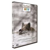 DVD BATTUES DE SANGLIERS EN CA