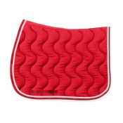 TAPIS TROIS GALONS ROUGE
