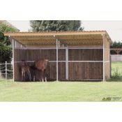EXTENSION 3X3M SIMPLE PENTE DOUGLAS