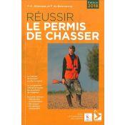 LIVRE REUSSIR PERMIS CHASSER 2018