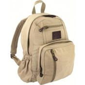 SAC A DOS CANVAS 15L