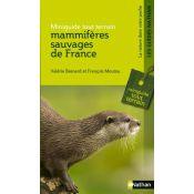 LIVRE MAMMIFERES SAUVAGES DE FRANCE